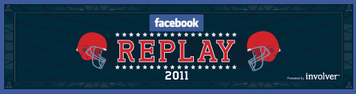 Facebook Replay powered by involver