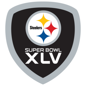 Super Bowl XLV Steelers Foursquare Badge